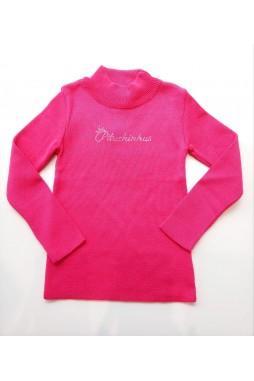Blusa Pituchinhus Tricot Pink 21110