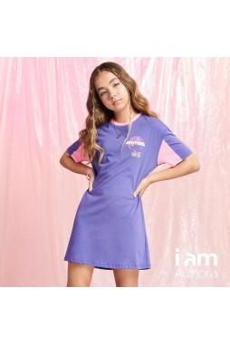 Vestido Authoria I AM Chock Color R2715