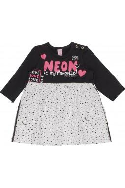 Vestido Momi Poa Super Cute C1026