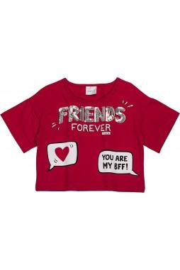 Blusa Momi Friends Forever F9068