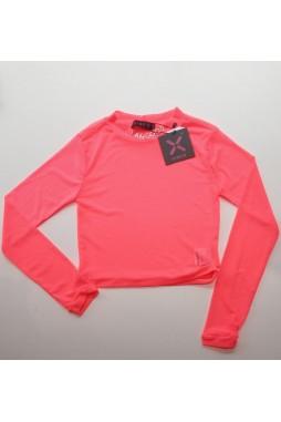 Blusa Pinkx Tule Coral P211333