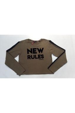 Blusa PinkX New Rules P201392
